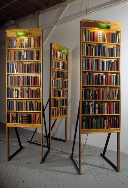 Tall Shelves